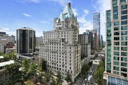 pet friendly hotel in vancouver